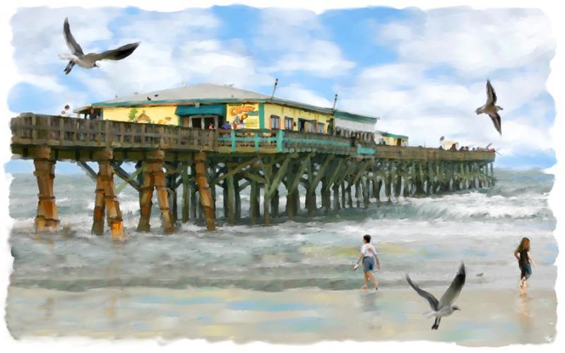 Welcome to crabby joe 39 s daytona beach limited for Daytona beach fishing